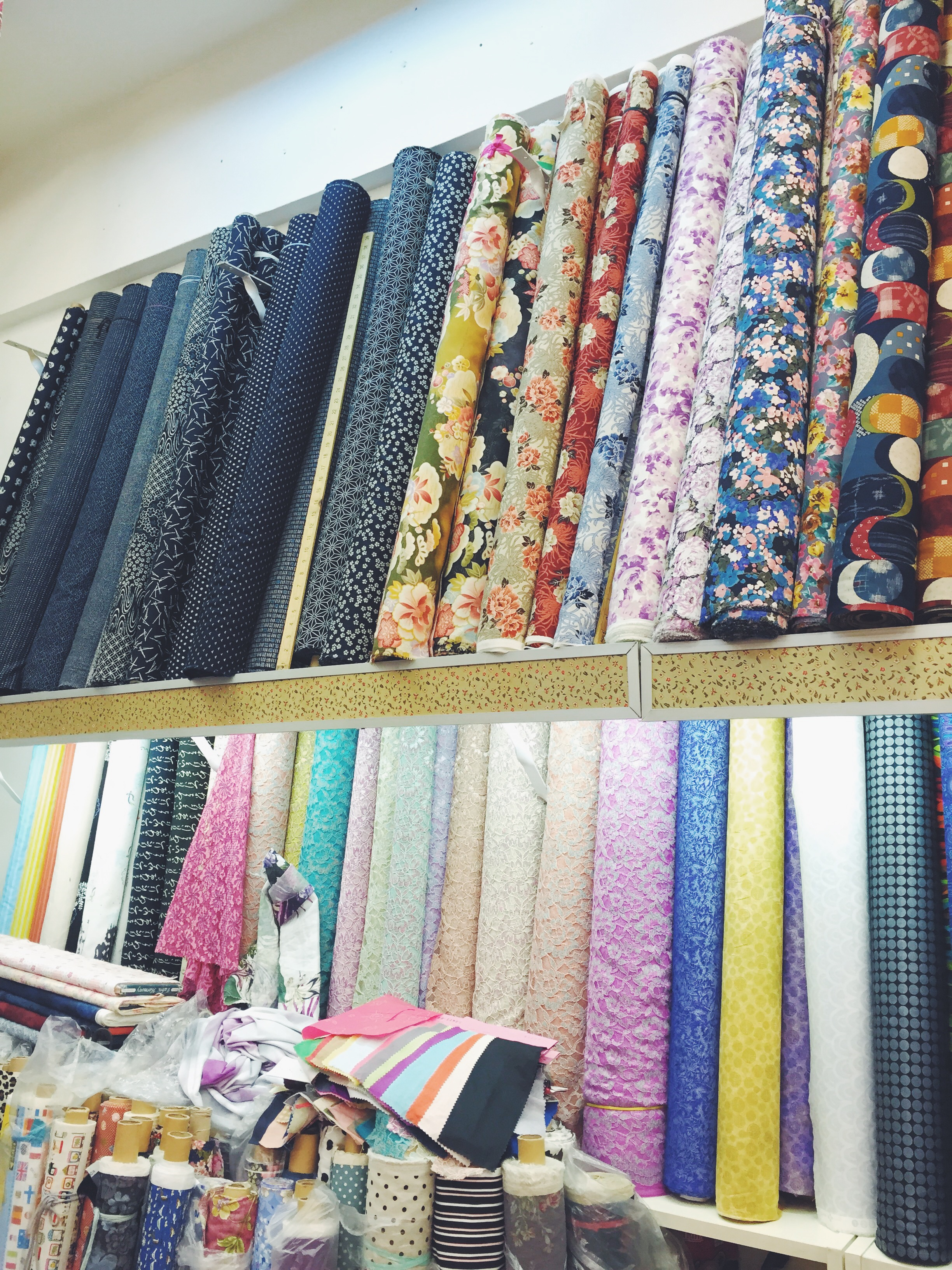Fabric Shopping in Singapore: Chinatown – Sew What?