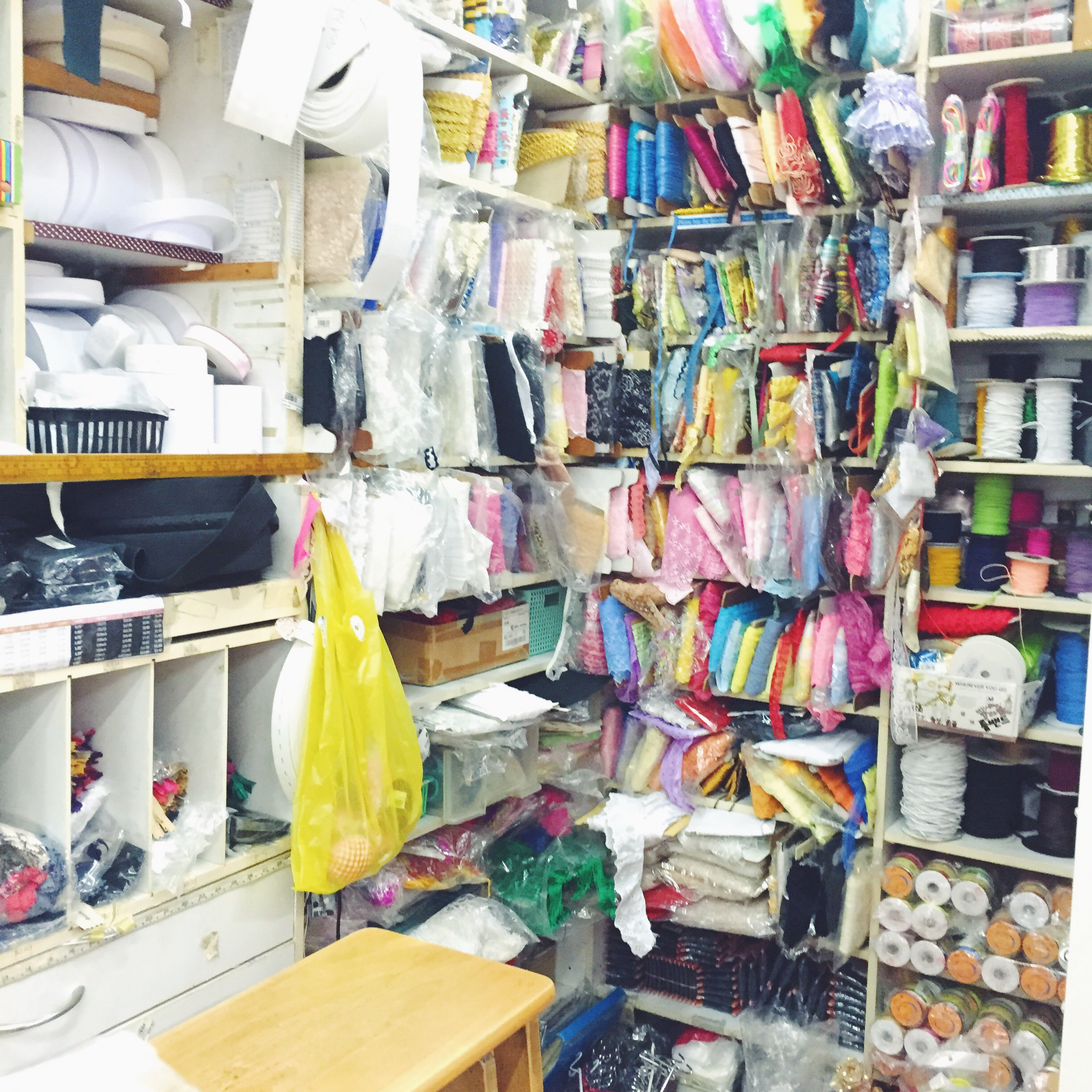 Knitting Supplies Singapore : Fabric shopping in singapore ang mo kio sew what